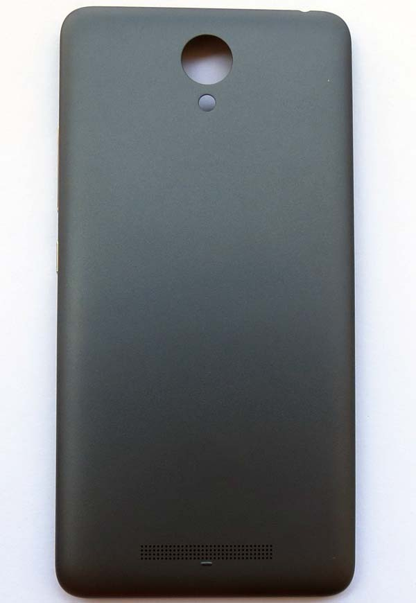 Original Battery Cover Back Housing Cover for Redmi Note 2 - Black