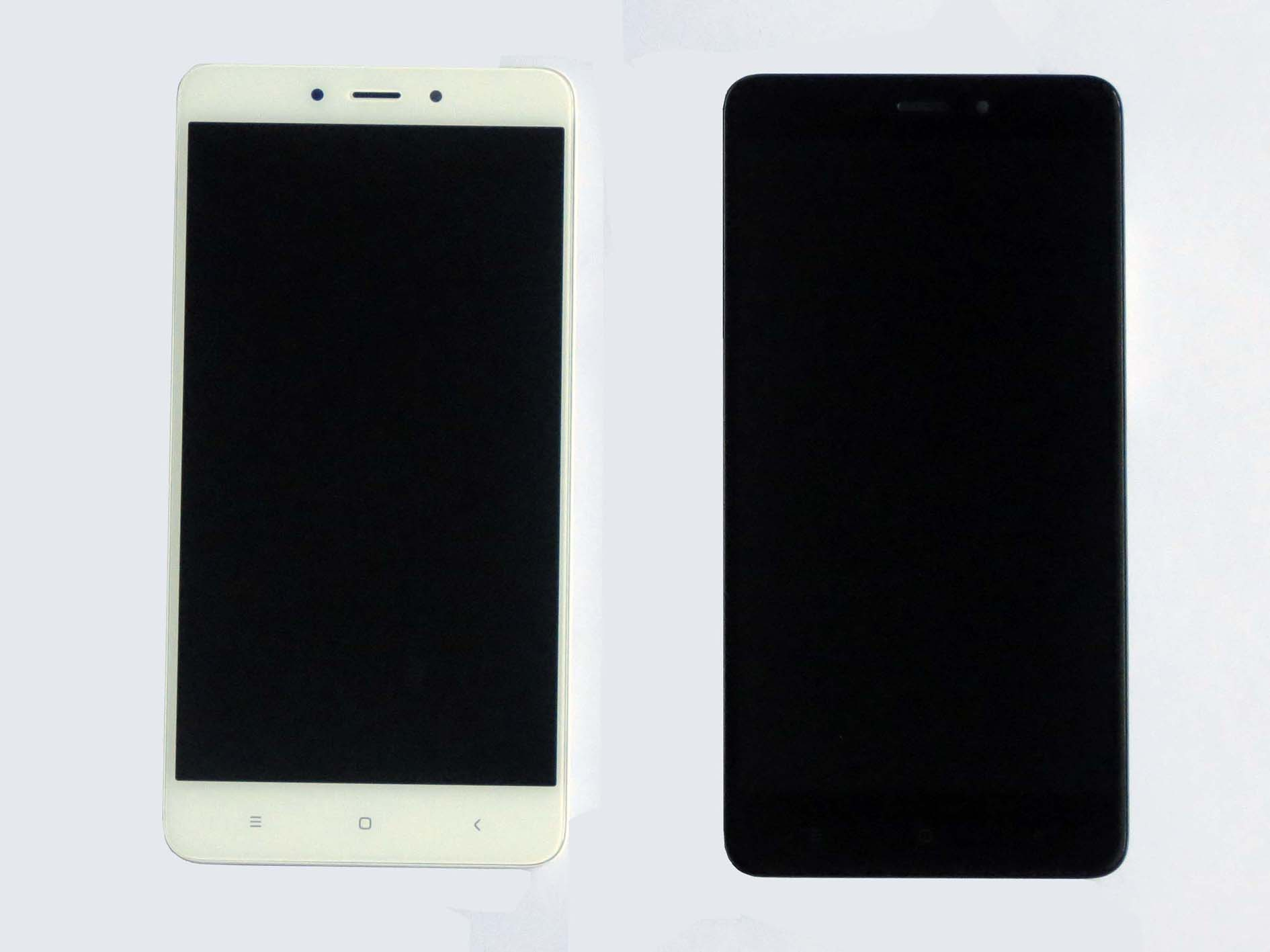 Redmi Note 4 Lcd Touchscreen Samsung S4 Black Oem Mtk Original Touch Screen Assembly With Housing For Blackwhite