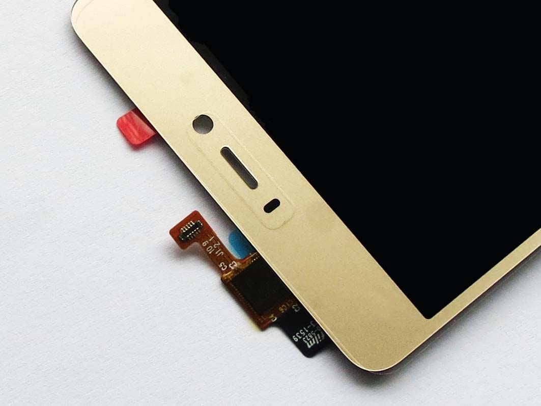 1356722c00a1 Original LCD Screen and Touch Screen Assembly for Xiaomi 4s Mi4s -gold